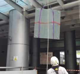 Rope Access Façade Repair and Maintenance Singapore